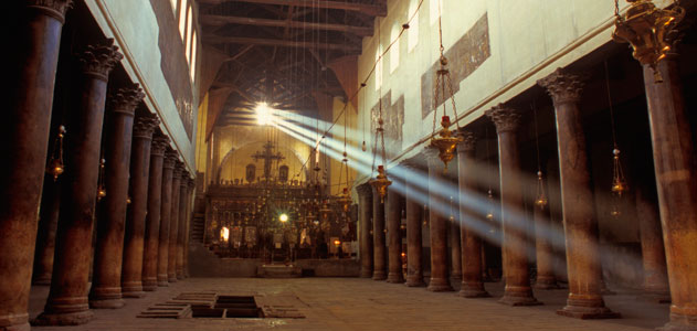 Church Of The Nativity In Bethlehem Placed On Unesco S