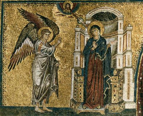 AnnunciationSantaMariaMaggiore