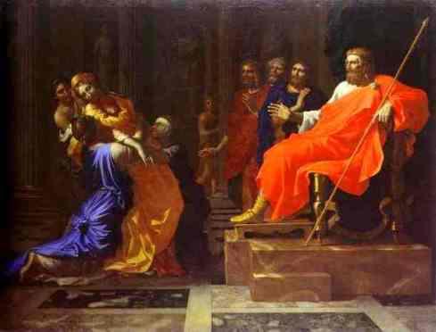 Nicolas_Poussin_E_before_Assuerus_c.1640
