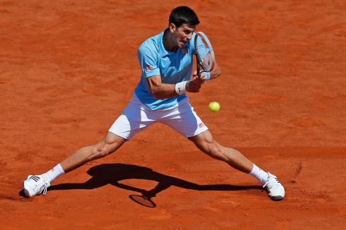 Djok - Garros 3
