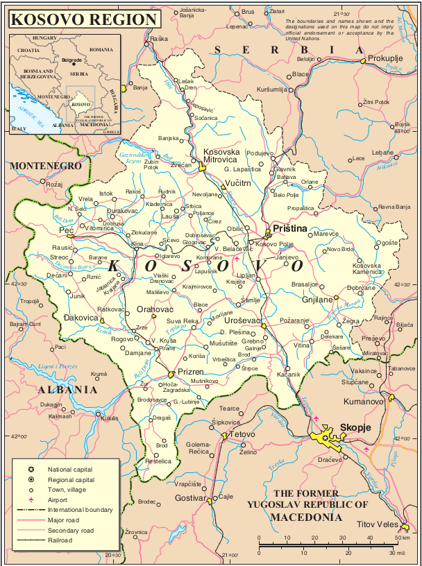 Kosovo_map