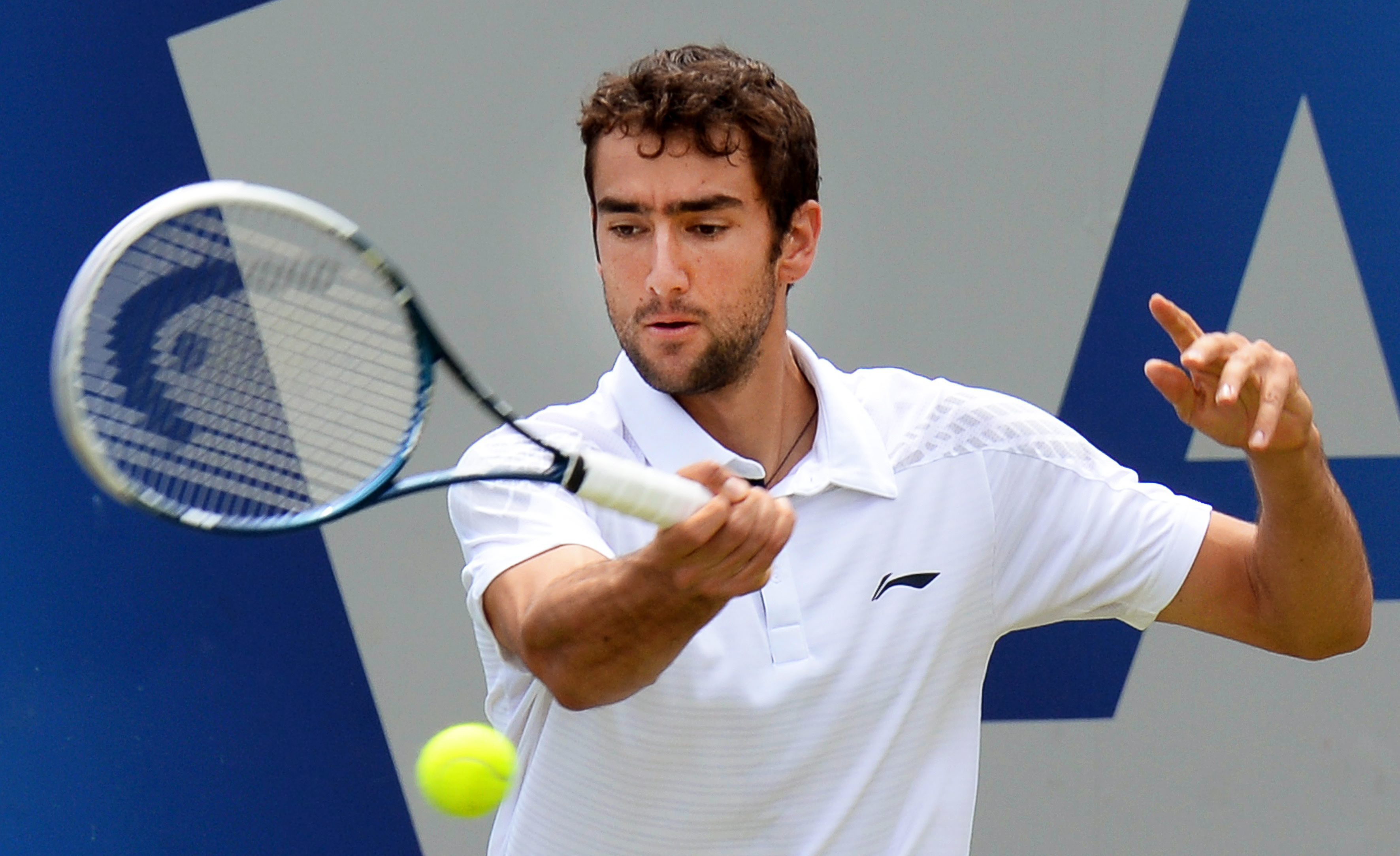 Defending Champion Marin Cilic Into US Open Quarter-Finals ... |Marin Cilic Tennis Player
