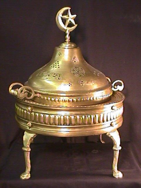 Ottoman mangal