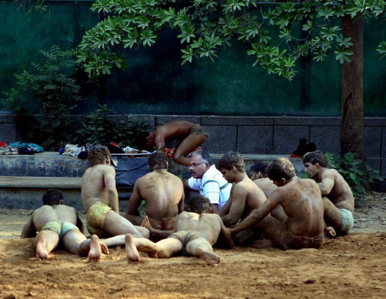 wrestlers-akhara-guru