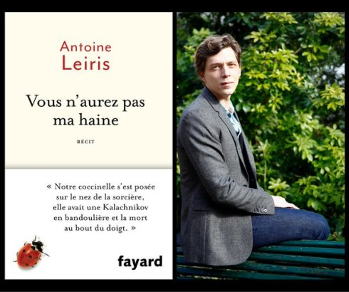 Antoine Leiris book cover