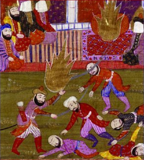 Banu_Qurayza Battle of the Khandak