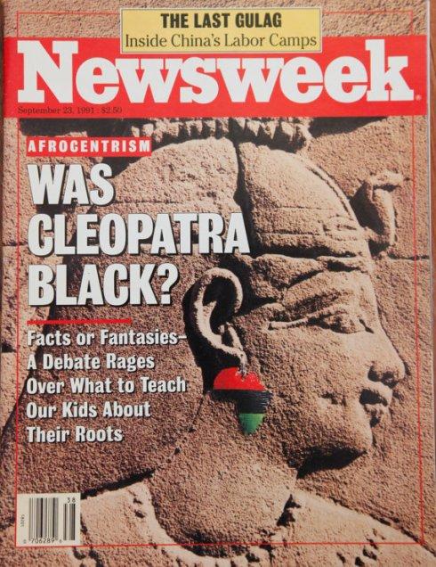 Newsweek Cleopatra