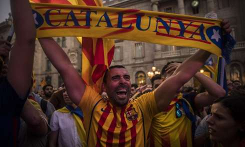 Catalan nationalist