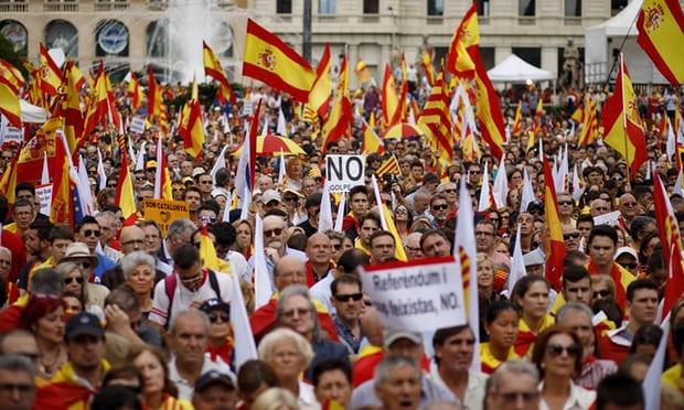 Catalan pro union
