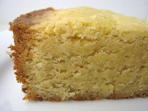 gateau breton slice