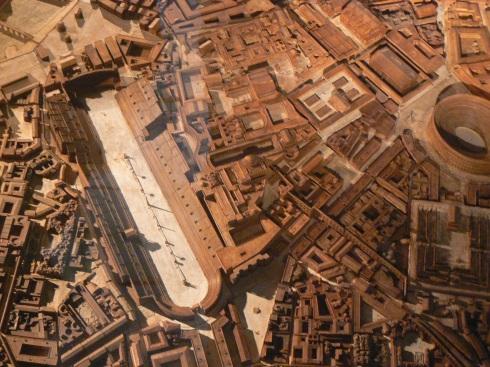 Plan_Rome_Caen_Circus_Maximus_Colisée