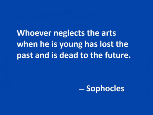 Sophocles arts