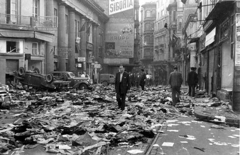 istanbul pogrom aftermath