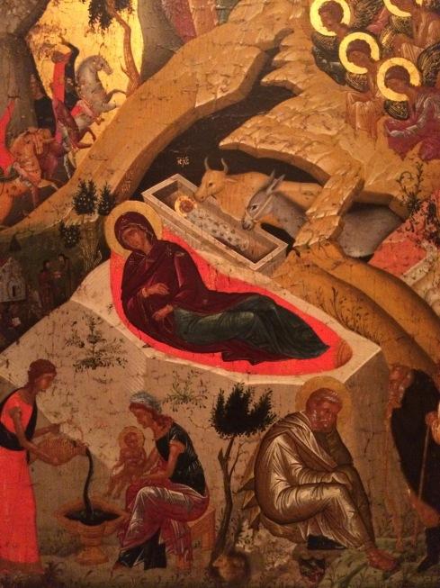 Nativity Byzantine Museum