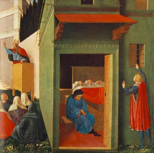 St. Nicholas Fra Angelico