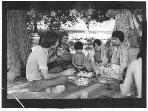 Iran picnic