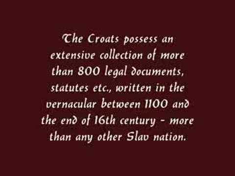 Croatian legal documents