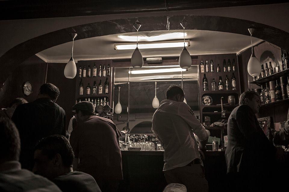 Iason Athanasiades bar scene