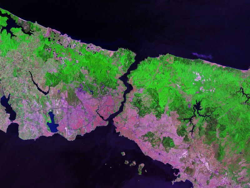 bosphorus-satelitte