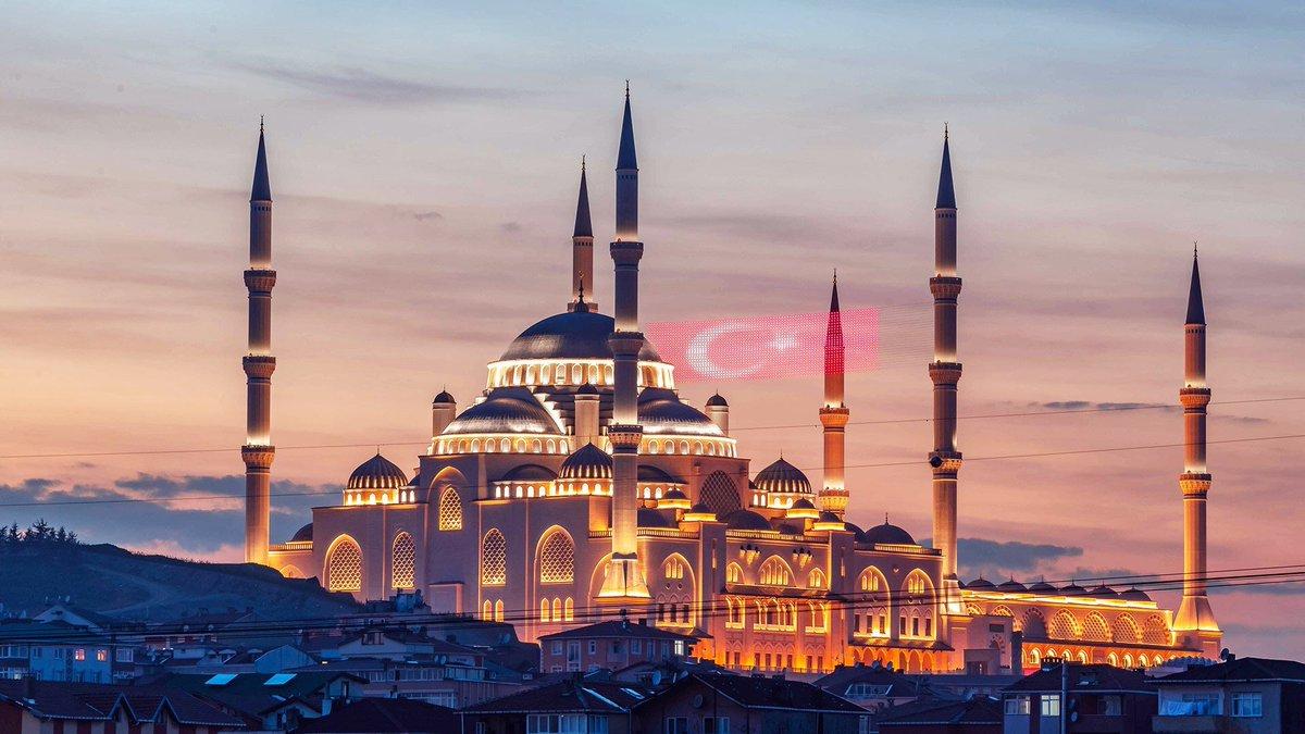 Çamlica mosque
