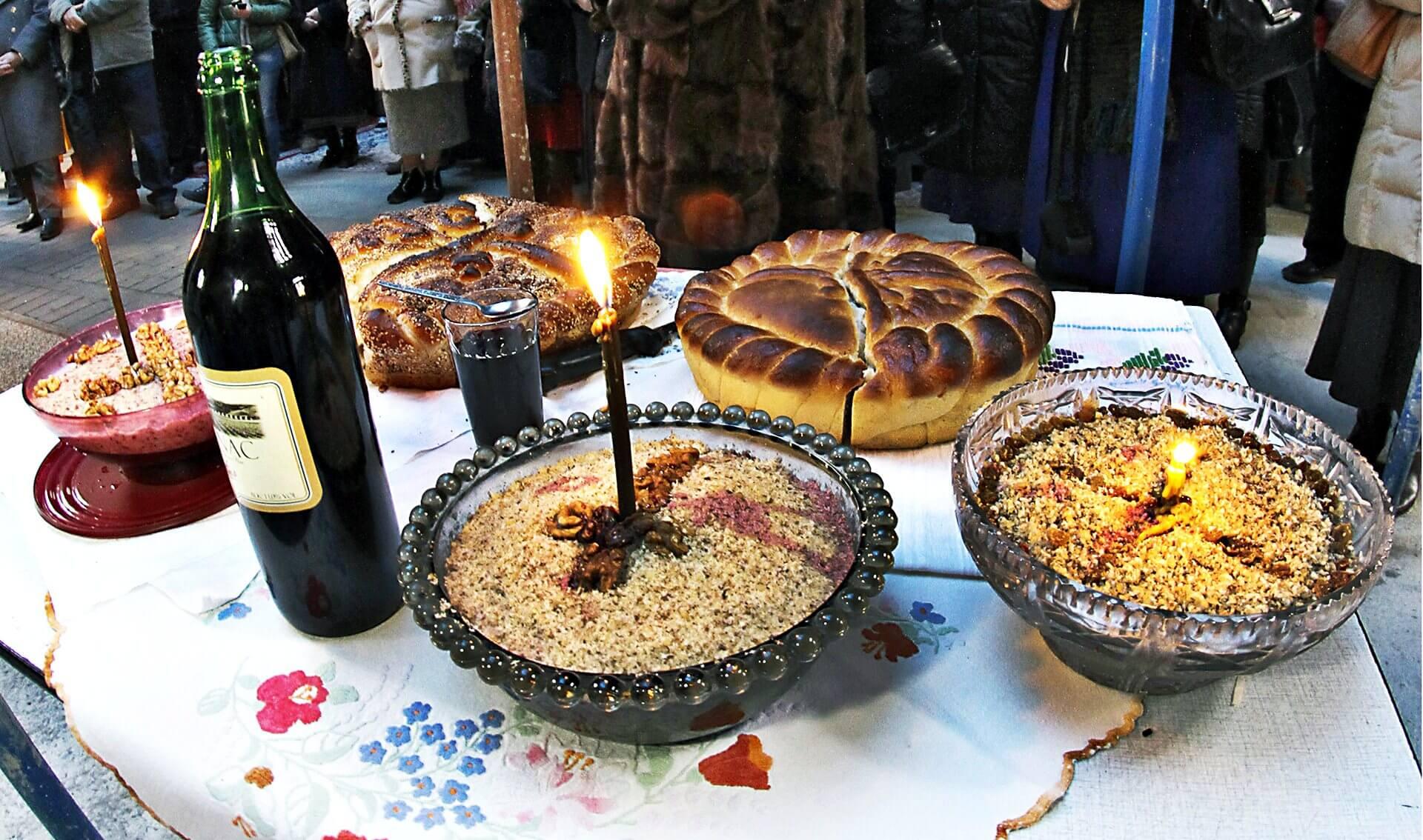 Serbian-Slava-Festivity