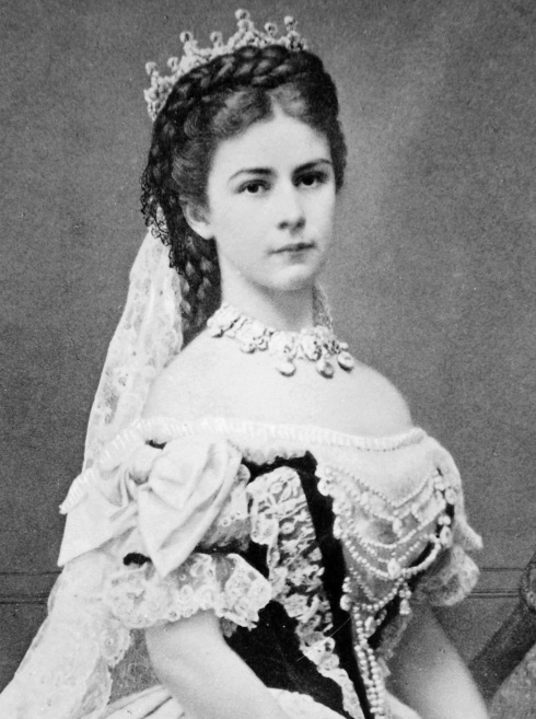 Isabel_da_Áustria_1867