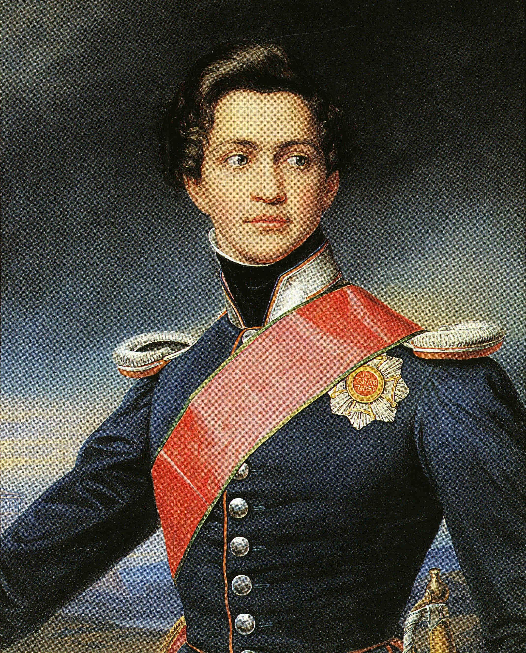 Prinz_Otto_von_Bayern_Koenig_von_Griechenland_1833