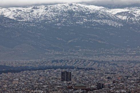 Tehran - snow